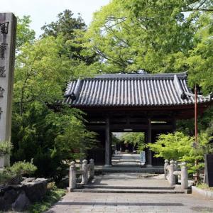 渡岸寺観音堂(滋賀県長浜市高月町渡岸寺)
