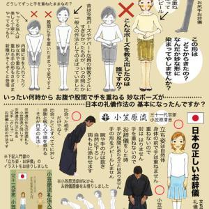 柔道の礼法=神道の作法