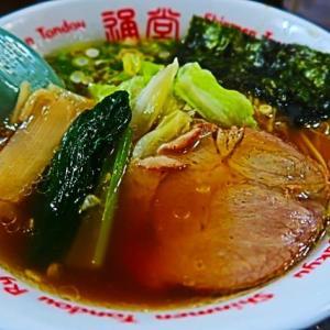 醤油ラーメン(通堂)