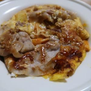 爺の簡単料理「ピカタ」