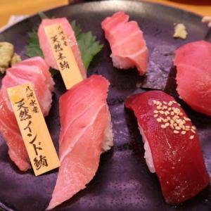 初めての寿司郎