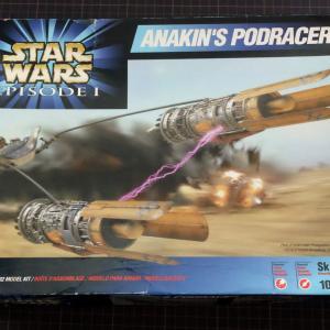 アナキン ポッドレーサー AMT 1/32【STAR WARS】
