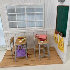 懐かしの教室