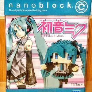 ナノブロック商品「初音ミク」
