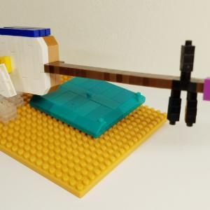 ナノブロックアワード2020に「三味線」をエントリー