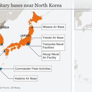 在韓米軍大幅縮小で日本が米軍の最前線になる