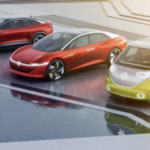 主要メーカーが全車種電動化 当面はガソリン車と併売