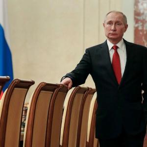 プーチンがロシアの「永久大統領」に就任か