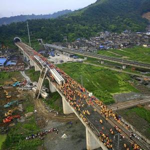 中国 4年間で地下鉄建設に15兆円 鉄道全体では毎年6,000km建設