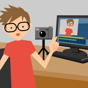 YouTuberの2極化、芸能人参入とアマチュア増加