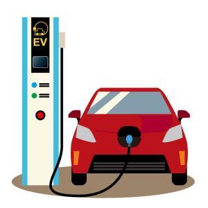 コロナでEVがシェア拡大しガソリン車はまた減少