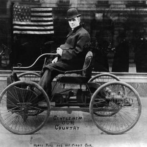 天才が凡夫になるまで ヘンリー・フォードの場合