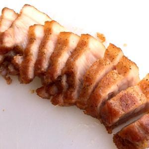 ダッチオーブンで肉料理!焼き豚にトライ