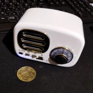 欲しかったBluetooth Speaker