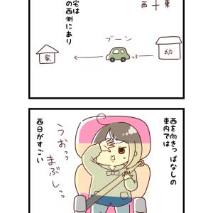 【5歳】西日