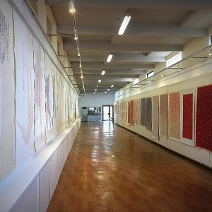 故・渡部逸郎さんの作品展atムクゲ森の美術館