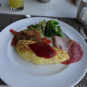 メリディアンの朝食
