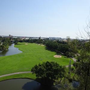 Le Méridien Suvarnabhumi,Bangkokのゴルフ場