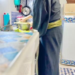キッチンサムライ参上⁉️