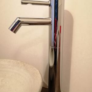 トイレの水栓工事