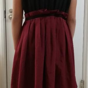 ピアノコンクールのドレスをどうしようか…