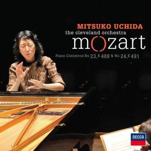 ハイレゾ配信とCDで聴く  内田光子(P) モーツアルト ピアノ協奏曲