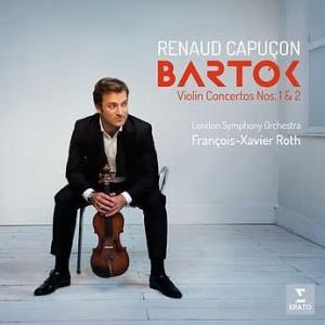 ハイレゾ配信で聴く  ルノー・カピュソン(V)  バルトーク ヴァイオリン協奏曲
