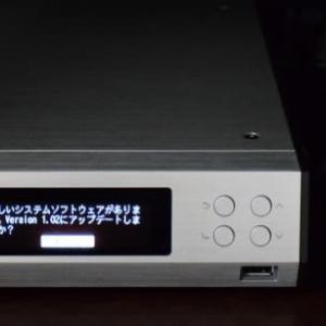 オーディオ用NAS を導入