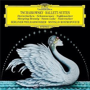 ハイレゾ配信で聴く  チャイコフスキー「白鳥の湖・眠れる森の美女・組曲」 ロストロポーヴィチ指揮