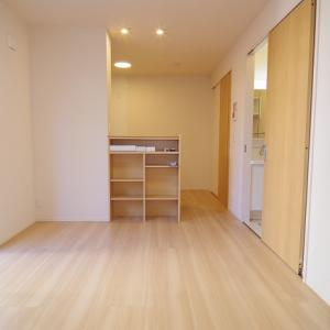 女子のおしゃれな一人暮らし部屋  1ldk賃貸アパート 岡山市
