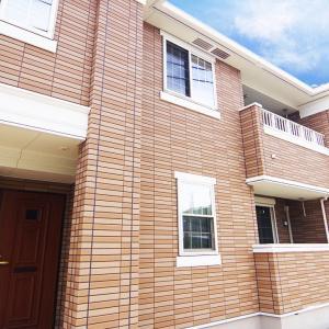 かわいい一人暮らし部屋  1LDK賃貸アパート 岡山市中区平井