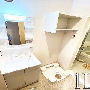 オシャレな部屋1LDK賃貸アパート ゆず桑田町 岡山市北区桑田町