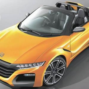 2021 ホンダ 新型 S1000 登場、2020年4月最新情報!新型S1000とS660の違い!