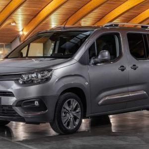 2021 Toyota Proace City Verso - Driving, Exterior and Interior