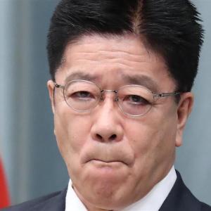 加藤官房長官 定例会見【2020年9月25日午後】