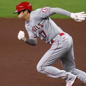 14個目の盗塁 その後味方のタイムリーで ホームイン 初回で投げて打って走って