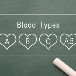 話題の『血液型の詩』のつづき・・・O型編っ