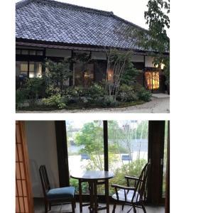 11月3日に古民家cafe&galleey Kayaさんがオープンするってよ。