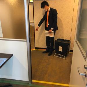 千葉市・軽症者回復期患者の療養施設を視察