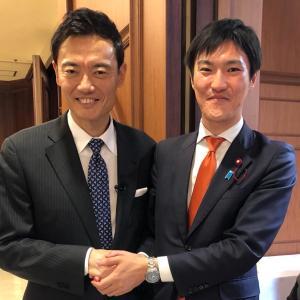 5/21-22 活動報告 「中田宏 本音をすべて話す会」