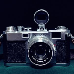 フィルムの写真機