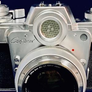 王様の瞳 〜 カメラが生える CONTAX 〜