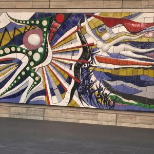 岡本太郎の壁画