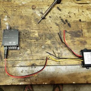 カーステの代用品2(パワーアンプ)