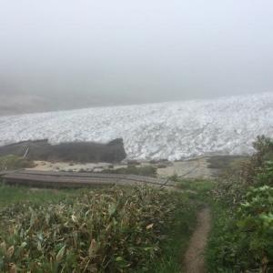 雨の寒江山2日目