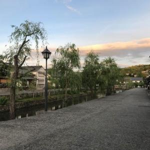 無人の観光地、「倉敷」