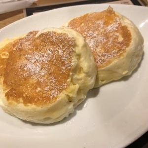 「むさしの森珈琲 岡山中仙道店」で、「ふわっとろパンケーキ」をいただく!