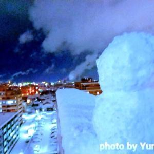 〇○。北九州人の雪のyoasobi。○〇    (2021.1.8 pm11:40 real time diary)