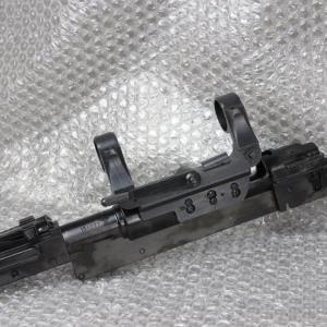 タナカKAR98KにZF39スコープ&マウント取り付け 2