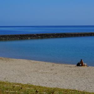 2020年八丁浜海水浴場の開設期間終了